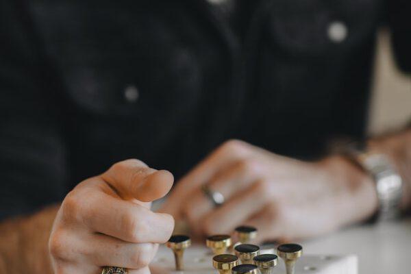 Vaderdag tip: een prachtige ring